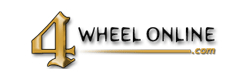 Get cash back when you shop online at 4 Wheel Online!