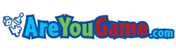 Get cash back when you shop online at AreYouGame!