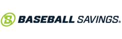 Get cash back when you shop online at Baseball Savings!
