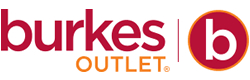Get cash back when you shop online at Burke's Outlet!