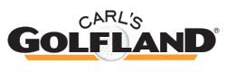 Get cash back when you shop online at Carl's Golfland!