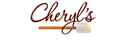 Get cash back when you shop online at Cheryl's!