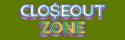 Get cash back when you shop online at Closeout Zone!