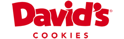Get cash back when you shop online at David's Cookies!