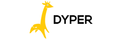 Get cash back when you shop online at Dyper!