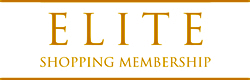Get cash back when you shop online at Elite Shopping Membership!