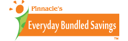 Get cash back when you shop online at Everyday Bundled Savings!