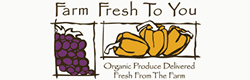 Get cash back when you shop online at Farm Fresh To You!