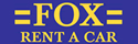 Get cash back when you shop online at Fox Rent A Car!