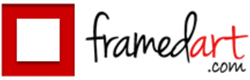 Get cash back when you shop online at Framed Art!