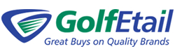 Get cash back when you shop online at Golf Etail!