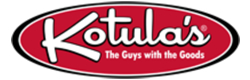 Get cash back when you shop online at Kotulas!