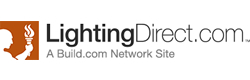 Get cash back when you shop online at Lighting Direct!