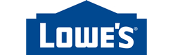 Get cash back when you shop online at Lowe's!