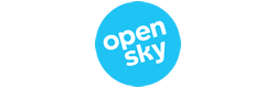Get cash back when you shop online at Open Sky!