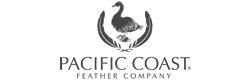 Get cash back when you shop online at Pacific Coast Feather Company!