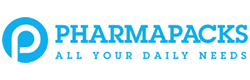 Get cash back when you shop online at Pharmapacks!