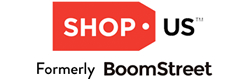 Get cash back when you shop online at Shop.US (formerly BoomStreet)!