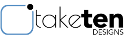 Get cash back when you shop online at TakeTen Designs!
