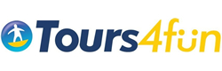 Get cash back when you shop online at Tours4Fun!