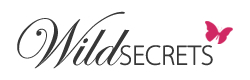 Get cash back when you shop online at Wild Secrets!