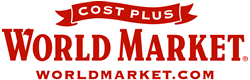 Get cash back when you shop online at Cost Plus World Market!