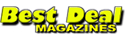 Get cash back when you shop online at Best Deal Magazines!
