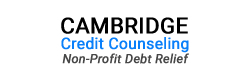 Get cash back when you shop online at Cambridge Credit Counseling!