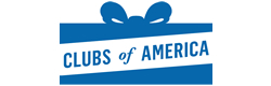 Get cash back when you shop online at Clubs of America!