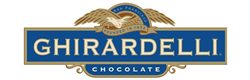 Get cash back when you shop online at Ghirardelli Chocolate!