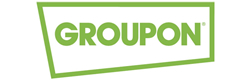Get cash back when you shop online at Groupon!